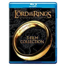 Lord of the rings-original theatrical trilogy (blu-ray/tfe/3 disc) BRN331095