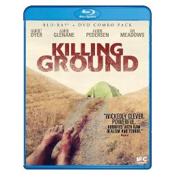 Killing ground (blu ray/dvd combo) (2discs/ws/1.78:1) BRSF18063