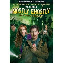 HAVE YOU MET MY GHOULFRIEND (DVD) (R.L.STINE) 25192214110