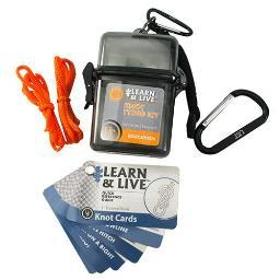 Ultimate Survival Technologies 20-02759 Ultimate Survival Technologies 20-02759 Learn & Live Knot Tying Kit