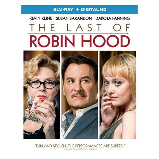 Last of robin hood (blu ray) 1292580