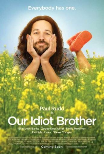 Our Idiot Brother Movie Poster (11 x 17) PAHPI38AWA86D6SV