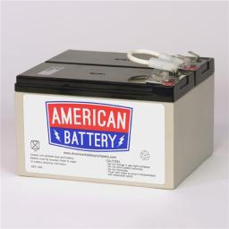American Battery - Strategic RBC109-ABC RBC109 Replacement Battery for APC UPS