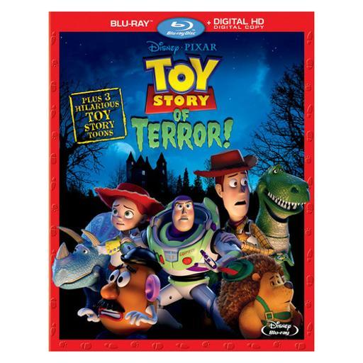 Toy story of terror (blu-ray/e-copy) PJA4KFWOFIGGOHLR
