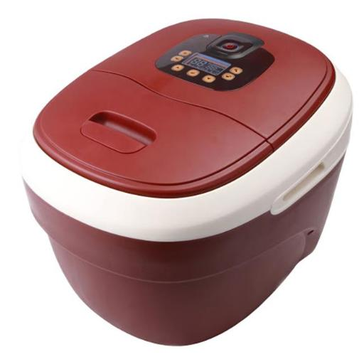 Carepeutic KH298 Ozone Waterfall Foot and Leg Spa Bath Massager