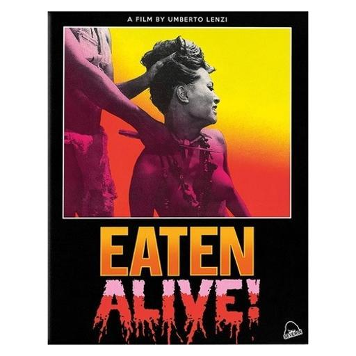 Eaten alive (blu ray w/cd) (limited edition/ws/1.66:1/eng/ital/sp/eng sub/i 9ZG7LOWVL0LVQ6BK
