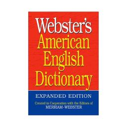 Federal Street Press FSP9781596951549 Webster American English Dictionary