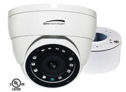 Speco vldt4w speco vldt4w dome camera 18 led ir 3.6mm lens