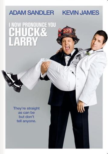 I now pronounce you chuck and larry (ws/dvd) S37YBETNK4NLXBZZ