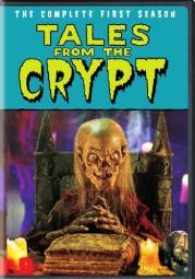 Tales from the crypt-complete 1st season (dvd/2 disc/re-pkgd) D645421D
