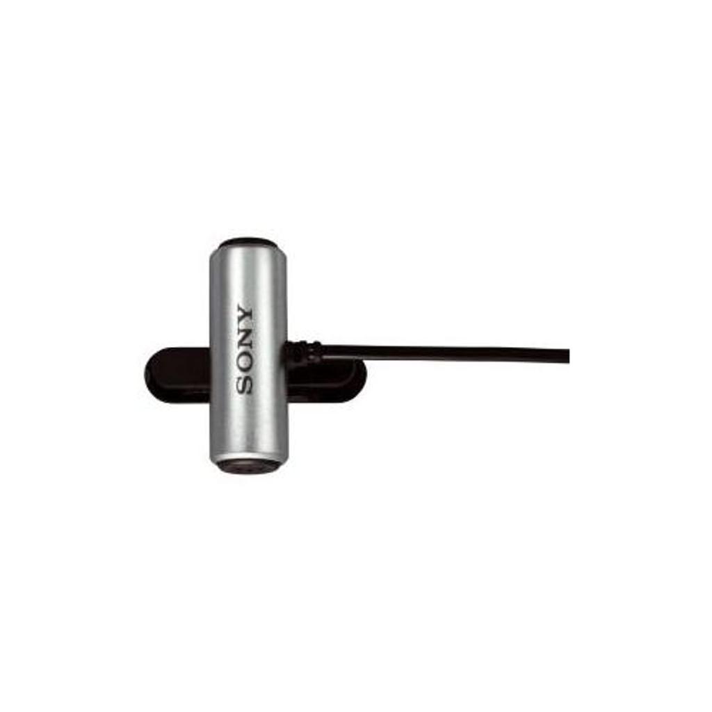 Sony audio/video ecmcs3 clip style 360 microphone