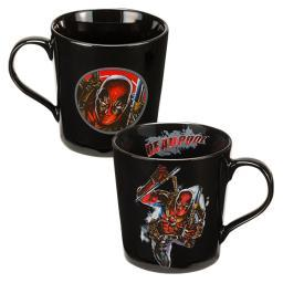 Marvel Deadpool Coffee Mug 12 oz. Dead Pool Ceramic Gift