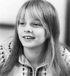 The Little Girl Who Lives Down The Lane Jodie Foster 1976 Photo Print EVCMBDLIGIEC024HLARGE