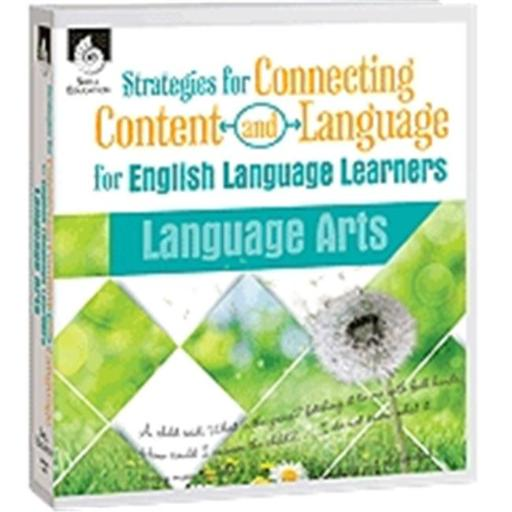 Shell Education 51202 Strategies For Connecting Content And Language For English Language Learners In Language Arts