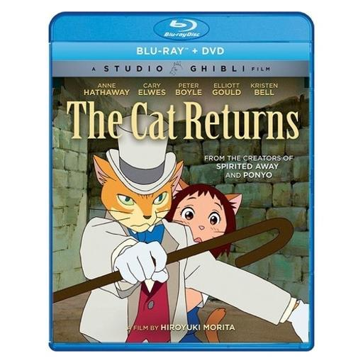 Cat returns (blu ray/dvd) (ws/2discs) IQNS0VDW9RULREZB