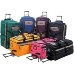 Luggage America SRD-29-HP Sports Plus 29'' 8 Pocket Rolling Duffel