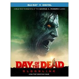 Day of the dead-bloodline (blu ray w/dig dh) (ws/eng/sp/sp sub/eng shd/5.1d BR53817