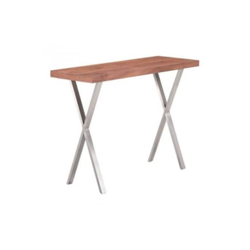 Zuo Modern Contemporary 100088 Renmen Console Table - Walnut