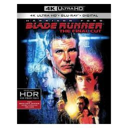 Blade runner-final cut (blu-ray/4k-uhd) BR646880