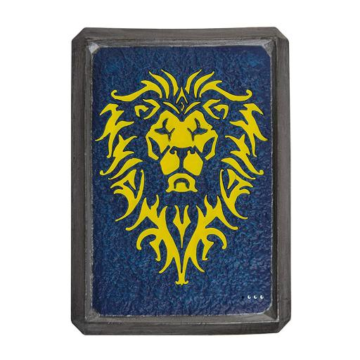 Swordfish Tech Warcraft Alliance Symbol Power Bank 6,720mAh External Power Bank