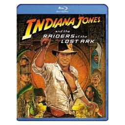 Indiana jones & the raiders of the lost ark (blu ray) BR7913494