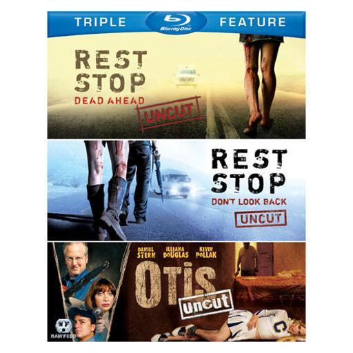 Otis (uncut)/rest stop (uncut)/rest stop-dont look back (blu-ray/tfe) JFKERSY6MVOZ4JSA