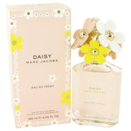 Daisy Eau So Fresh Eau De Toilette Spray 4.2 oz For Women 100% authentic perfect as a gift or just everyday use