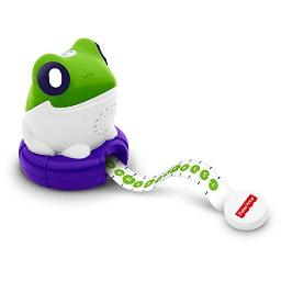 Fisher-price fdm99 measuring froggy think & learn