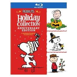 Peanuts holiday anniversary collection (blu-ray/3 disc) BR615053