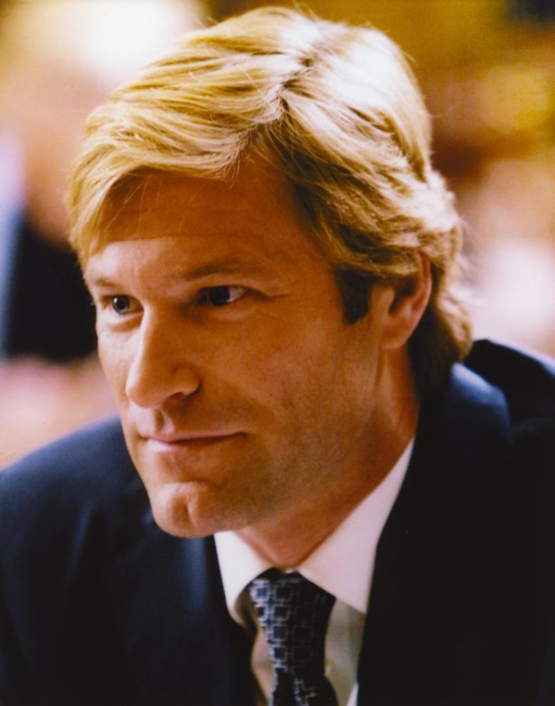 Aaron Eckhart Close Up Portrait Photo Print