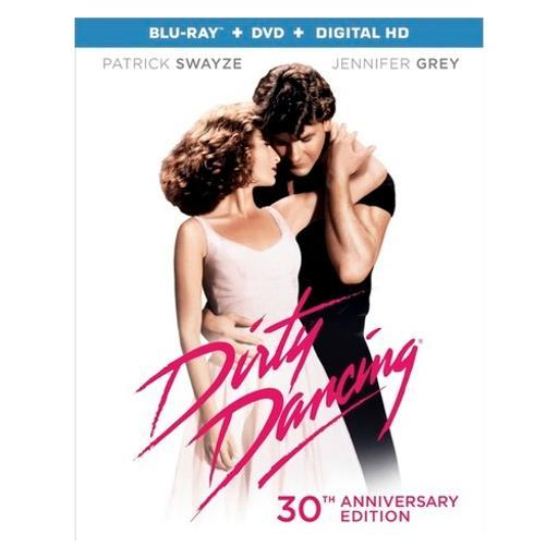 Dirty dancing-30th anniversary (blu ray/dvd w/digital uv) (ws/eng/eng sub) UFSL5U7YWMS8FULN