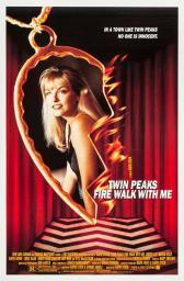 Twin Peaks Fire Walk with Me Movie Poster (27 x 40) MOVEB37545