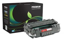Mse remanufactured micr toner cartridge for hp q7553a (hp 53a), troy 02-81212-001