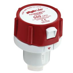 Rule 500 gph motor cartridge for tournament series pumps 45dr