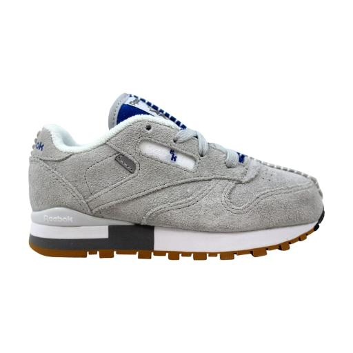 2cc9291f6b2b1 Reebok Classic Leather Kendrick Lamar Special Soft Grey Royal-Red-White  BD5371 Toddler