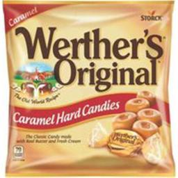 Continental Concession Werther Original Hard 5-1/2Oz WOH12 Pack Of 12