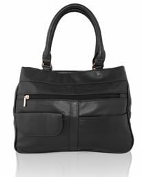 AFONiE Leather Handbag