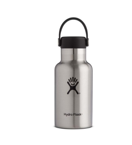 9237f0318d Hydro Flask 12 oz Double Wall Vacuum Insulated Stainless Steel Leak Proof  Sports Water Bottle,