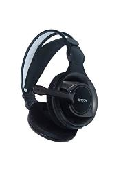 A4tech HS-100 Stereo Gaming Headset 50mm Driver for PC Xbox PS4