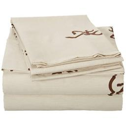 Browning Country Sheet Set - Queen Size