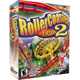 RollerCoaster Tycoon 2 - PC