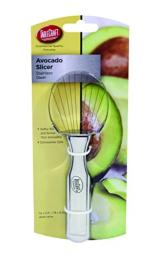 Tablecraft H5000 Avocado Slicer, Small, Silver