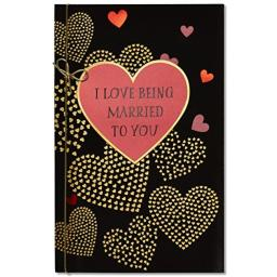 American Greetings Married to You Valentine's Day Card for Husband with Foil