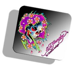 Ed Hardy Limited Edition MP09005 Mouse Pad (Beautiful Ghost)