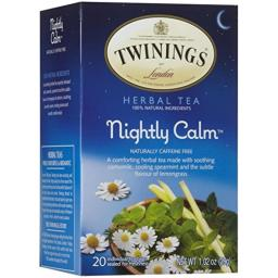 Twinings Nightly Calm Tea, 20 ct
