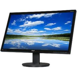 "Acer KN242HYL Black 23.8"" 4ms (G to G) HDMI Widescreen LED Backlight LCD Monitor IPS"