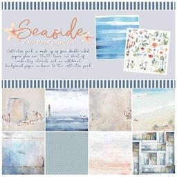 49 AND MARKET S-31757 Seaside Collection 12X12 Pack