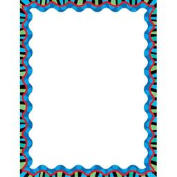 Creative Teaching Press Poster Chart, Stripes on Jumbo Dots (6425)