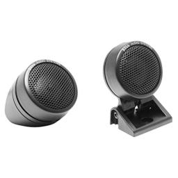 BOSS Audio Systems TW18-200 Watt Per Pair, 1 2 Inch Micro-Dome Car Tweeters Sold in Pairs