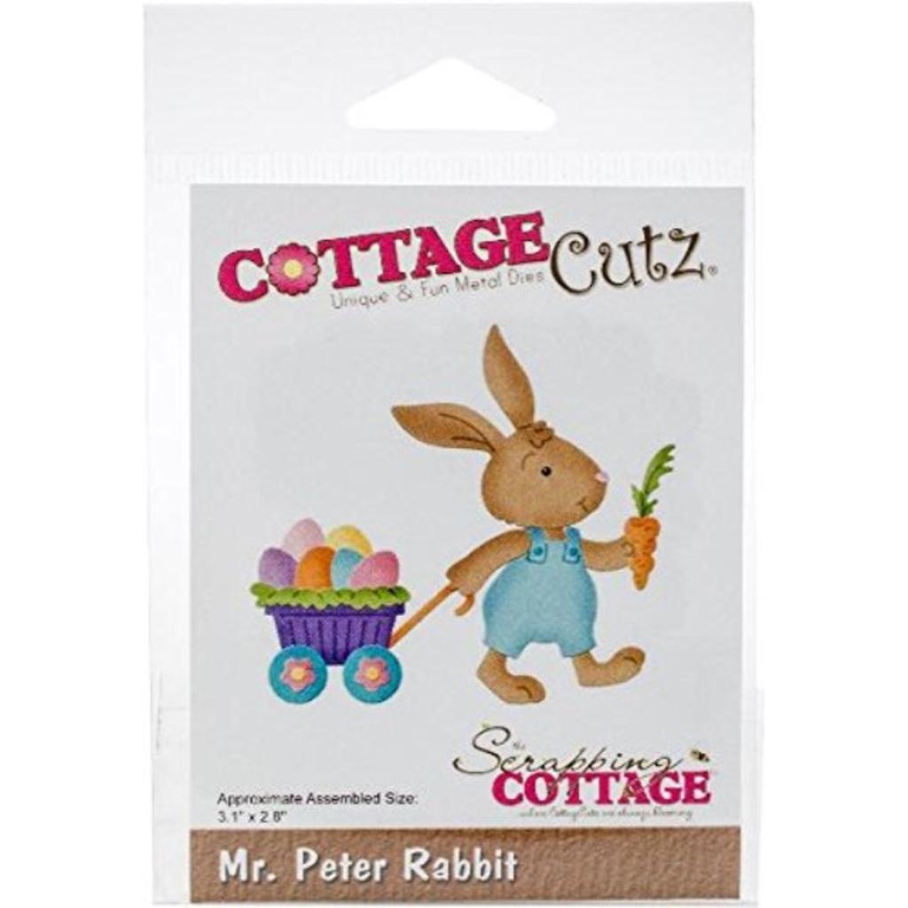 CottageCutz CC-418 Die, Multicolor